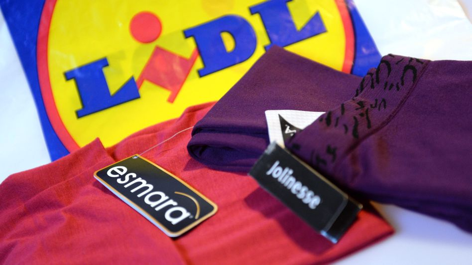 Kleidungseigenmarken von Lidl: Lob von Greenpeace