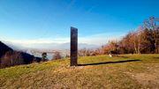 Nächster mysteriöser Monolith aufgetaucht