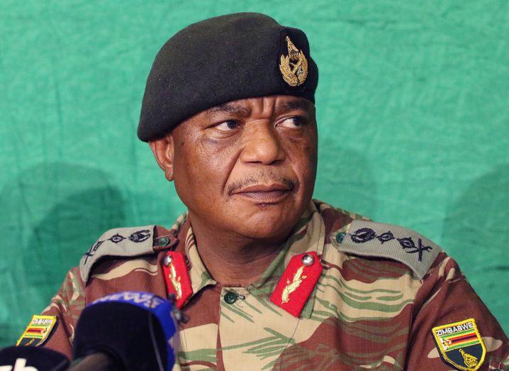 Generalmajor Constantino Chiwenga