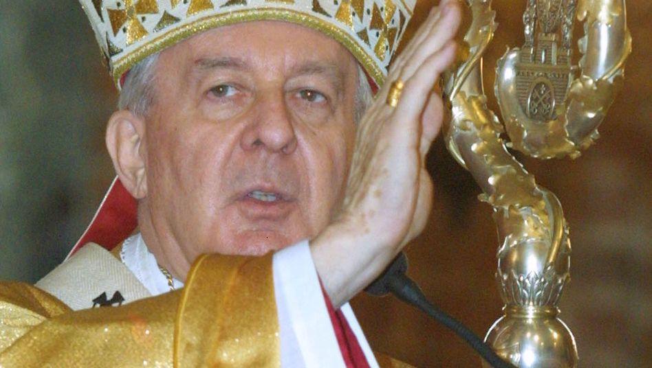 Julius Paetz: Der polnische Erzbischof trat 2002 nach schweren Missbrauchsvorwürfen zurück