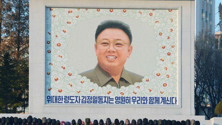 """Staatstrauer in Nordkorea: Massenaufmarsch für den """"Geliebten Führer"""""""