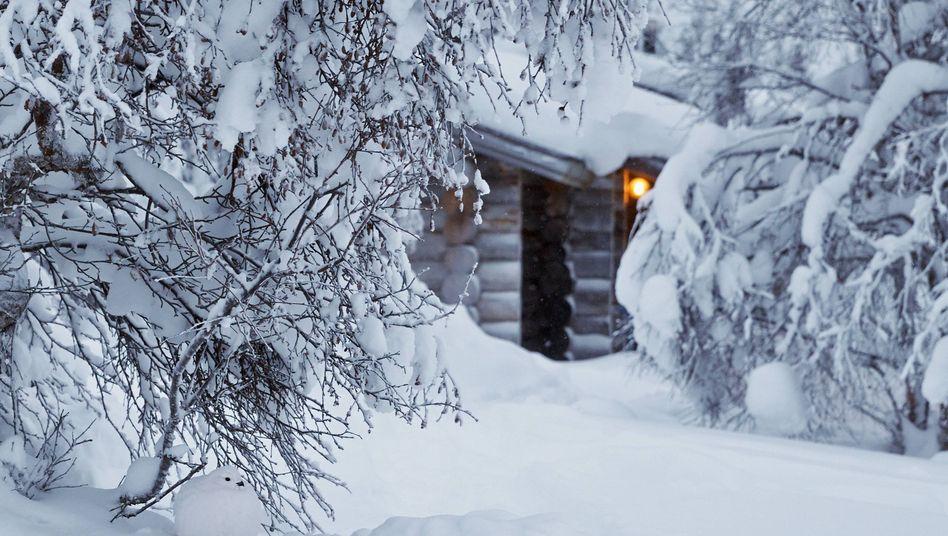 Winter in Finnland ist kein Spaß