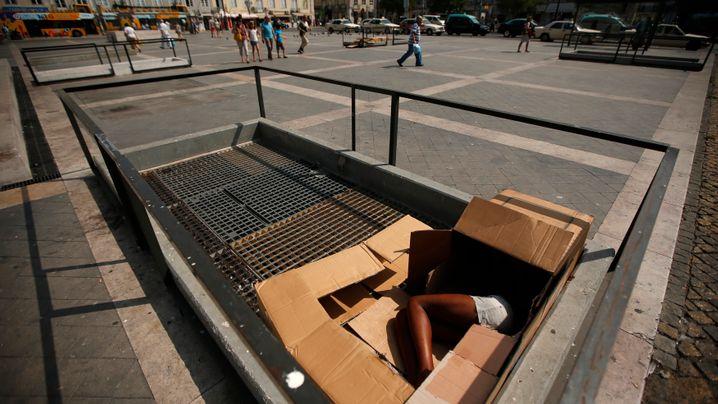 Hilfe für Obdachlose: Weg von der Straße