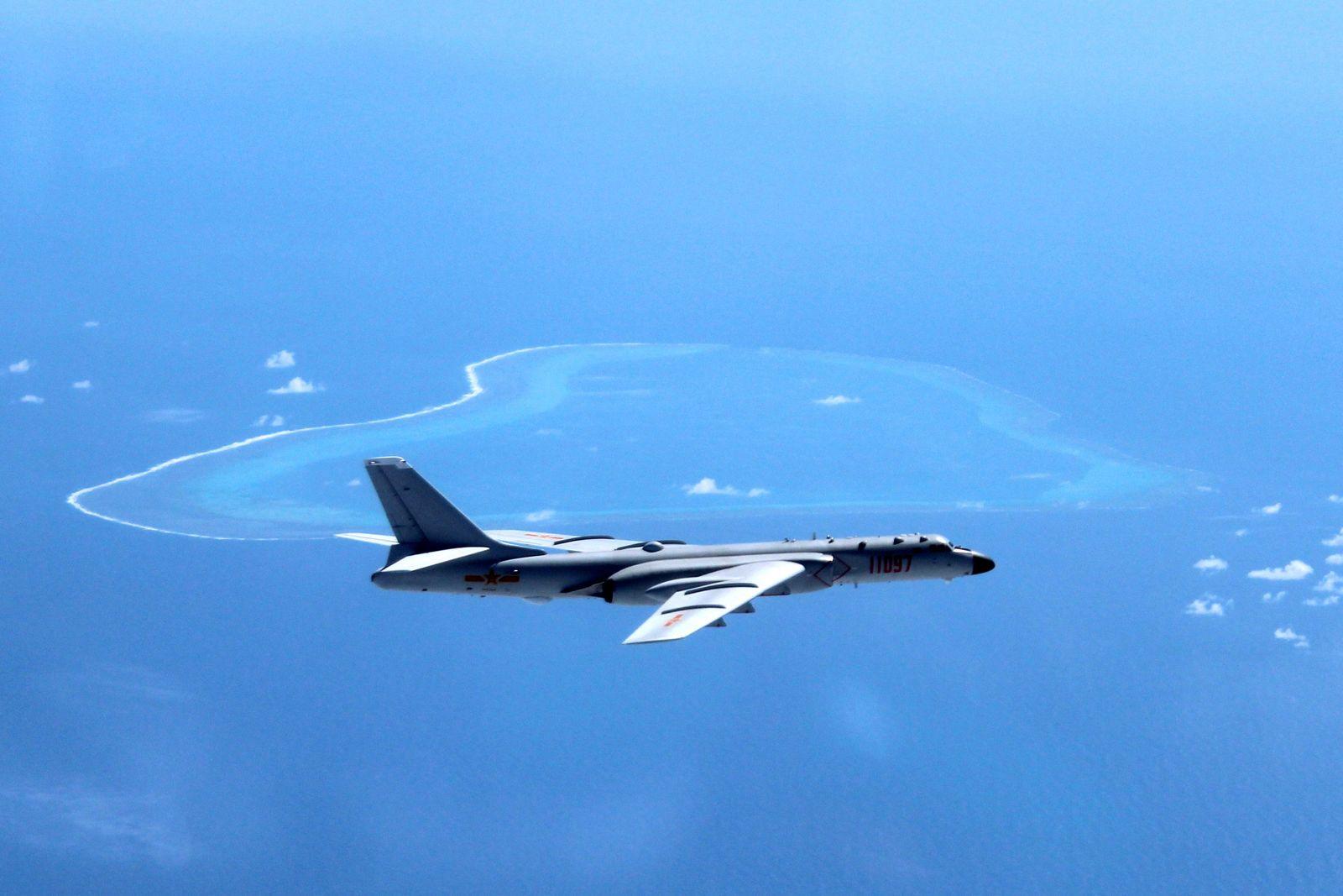 China South China Sea Wargames