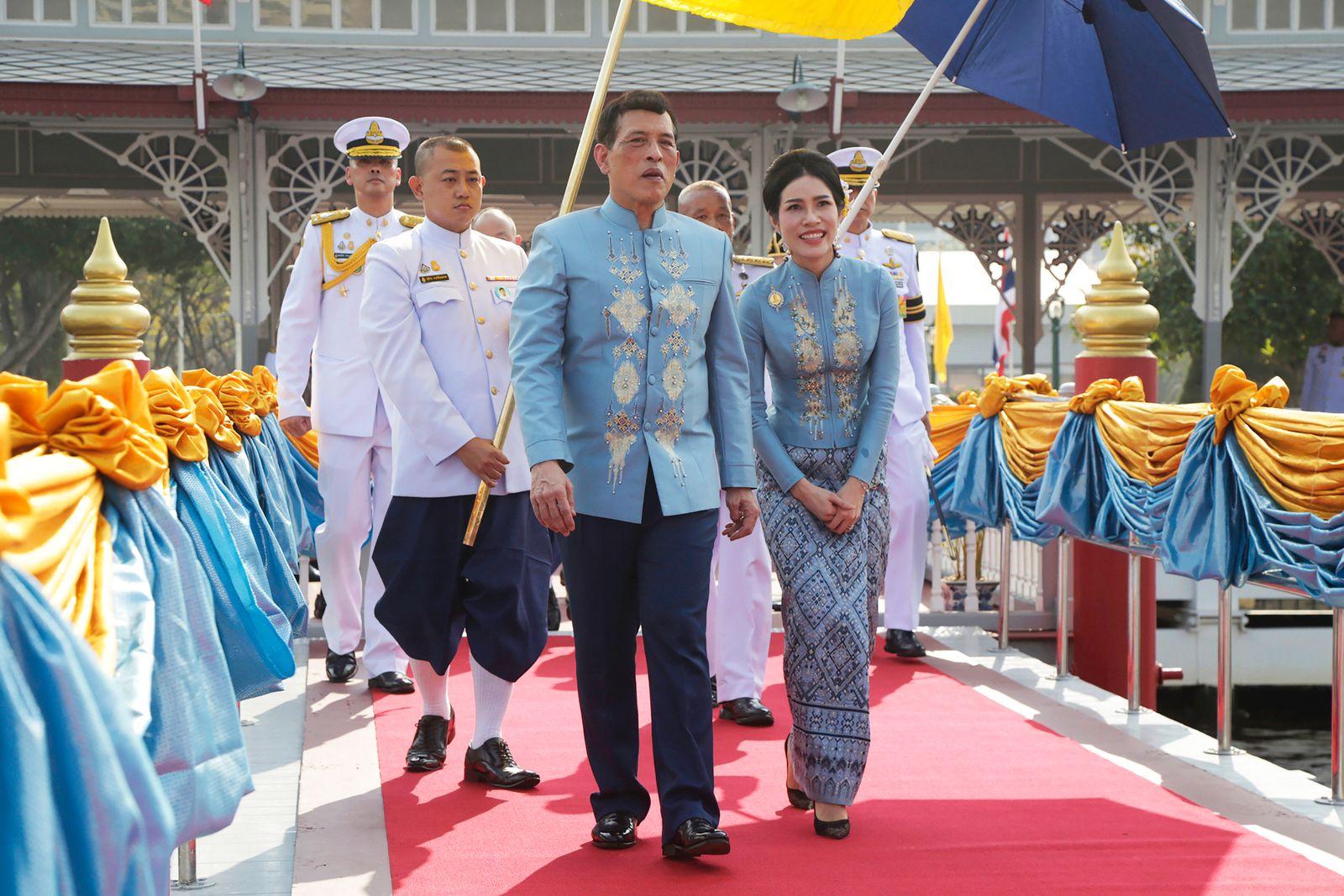Thailands König Vajiralongkorn