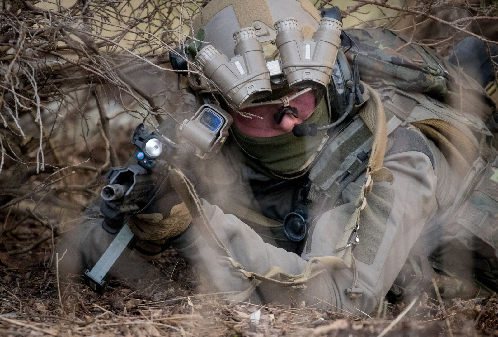 dpa-Story - Kommando Spezialkräfte der Bundeswehr