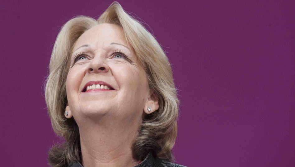 Hannelore Kraft: 0,1 Prozentpunkte schlechter als Peer Steinbrück 2005