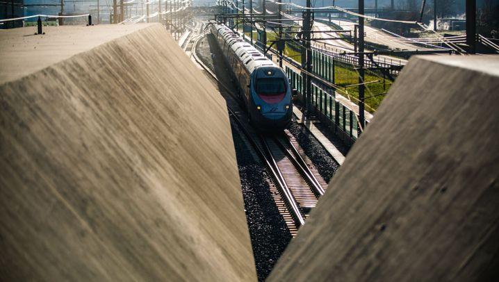 Gotthard-Basistunnel: Jetzt geht's los
