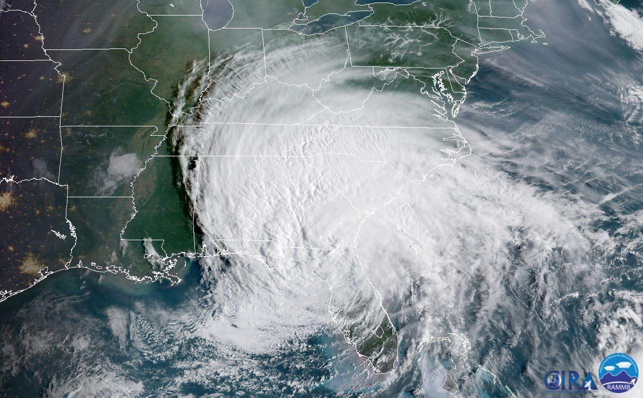 Hurrikan / Irma