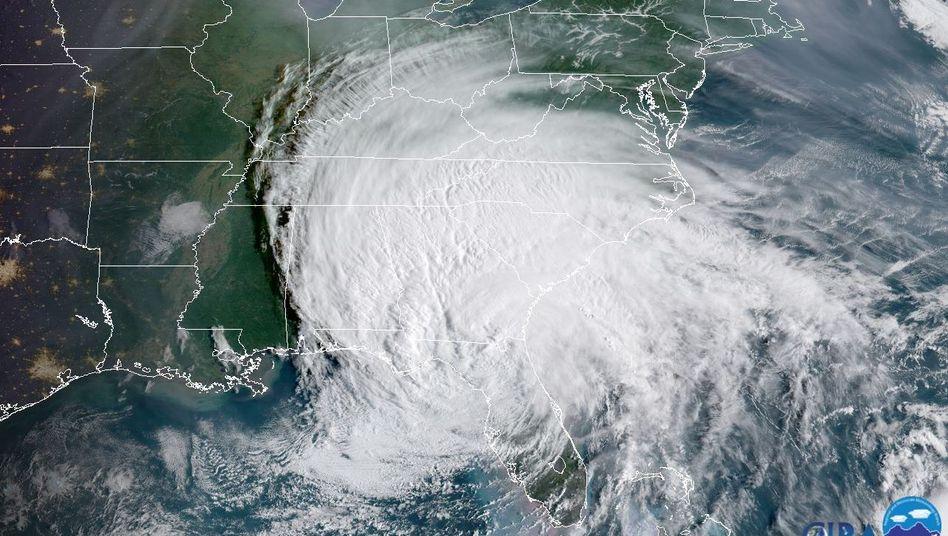 "Hurrikan ""Irma"" am 11. September"