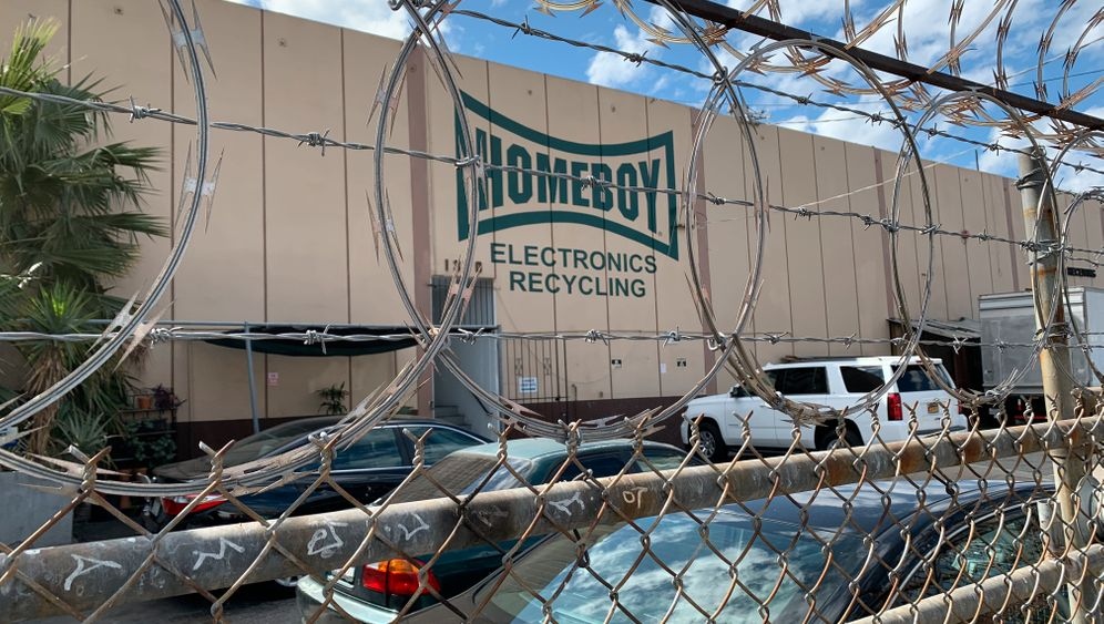 Homeboy Electronics Recyling