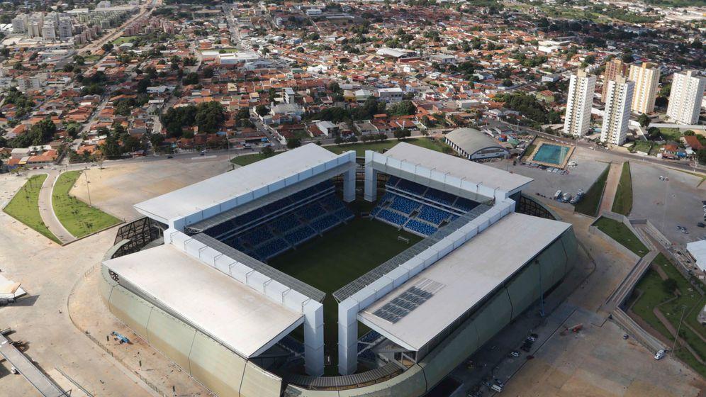 Fußball-WM 2014: Von Maracanã bis Amazonas-Arena