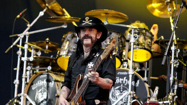Lemmy Kilmister: Ein Leben für den Rock'n'Roll