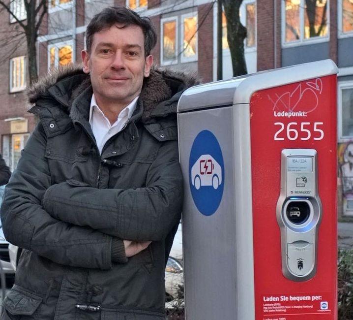 Stromsysteme-Berater Ralf Dunker