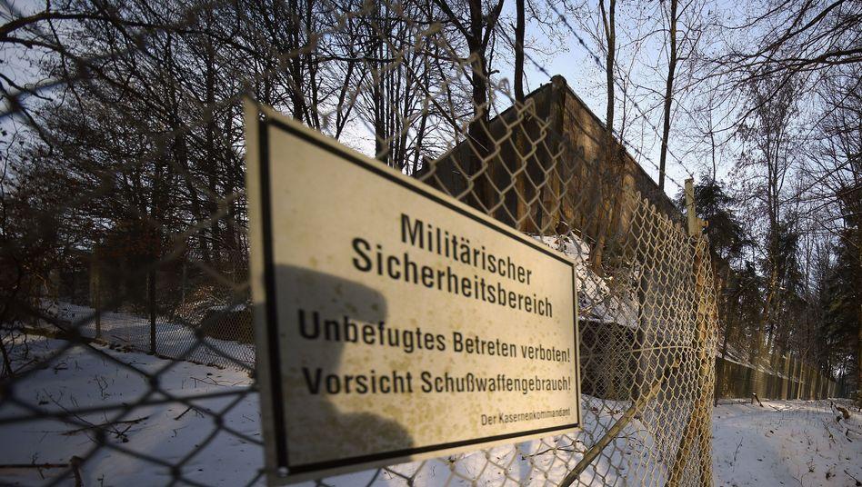 Staufer-Kaserne