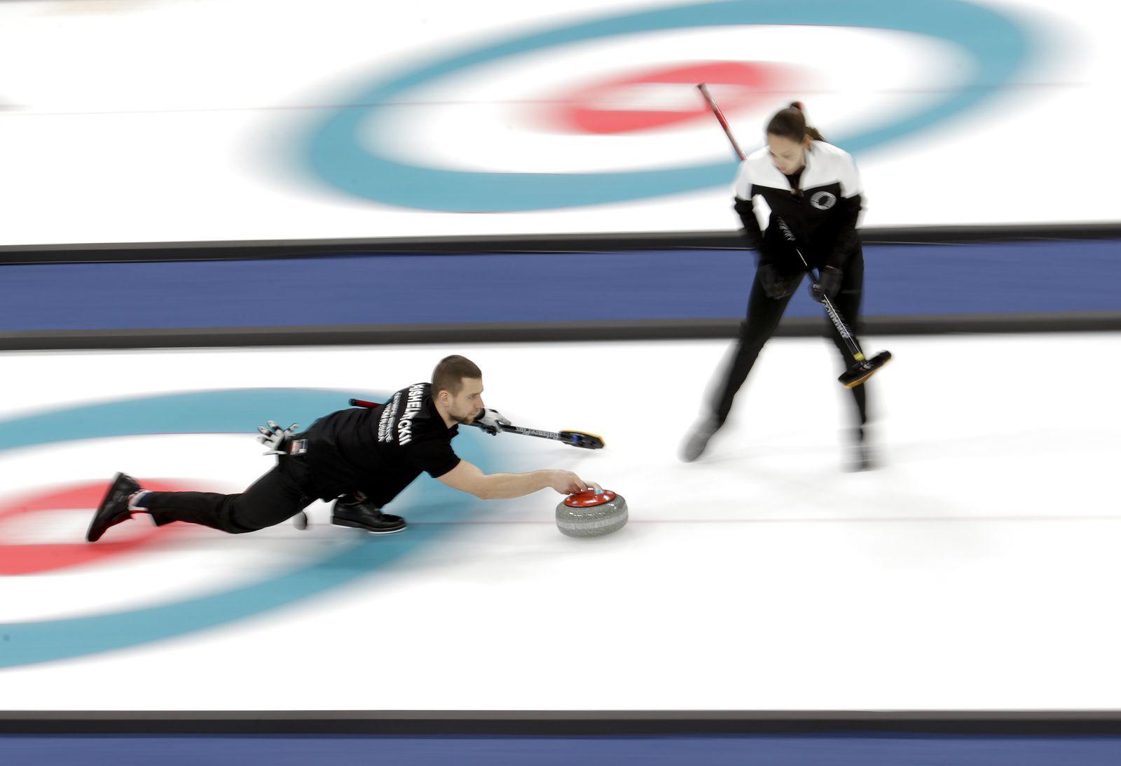 Curling Alexander Kruschelnizki Doping