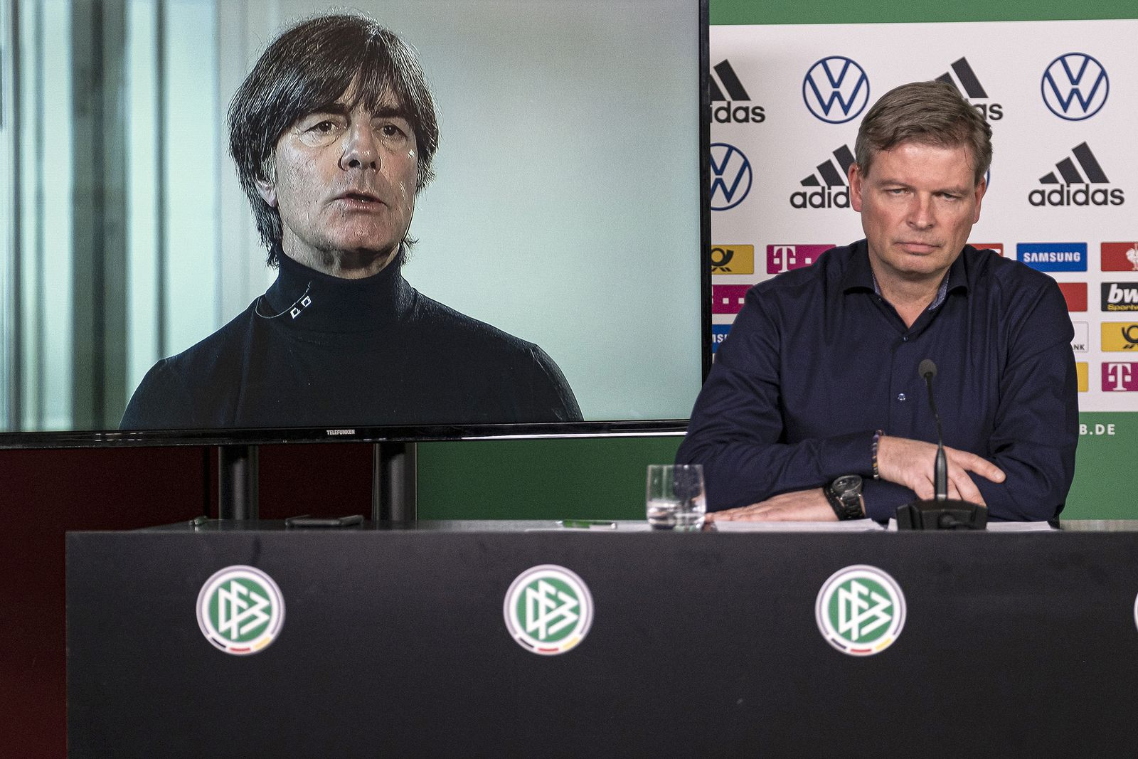 DFB Press Conference