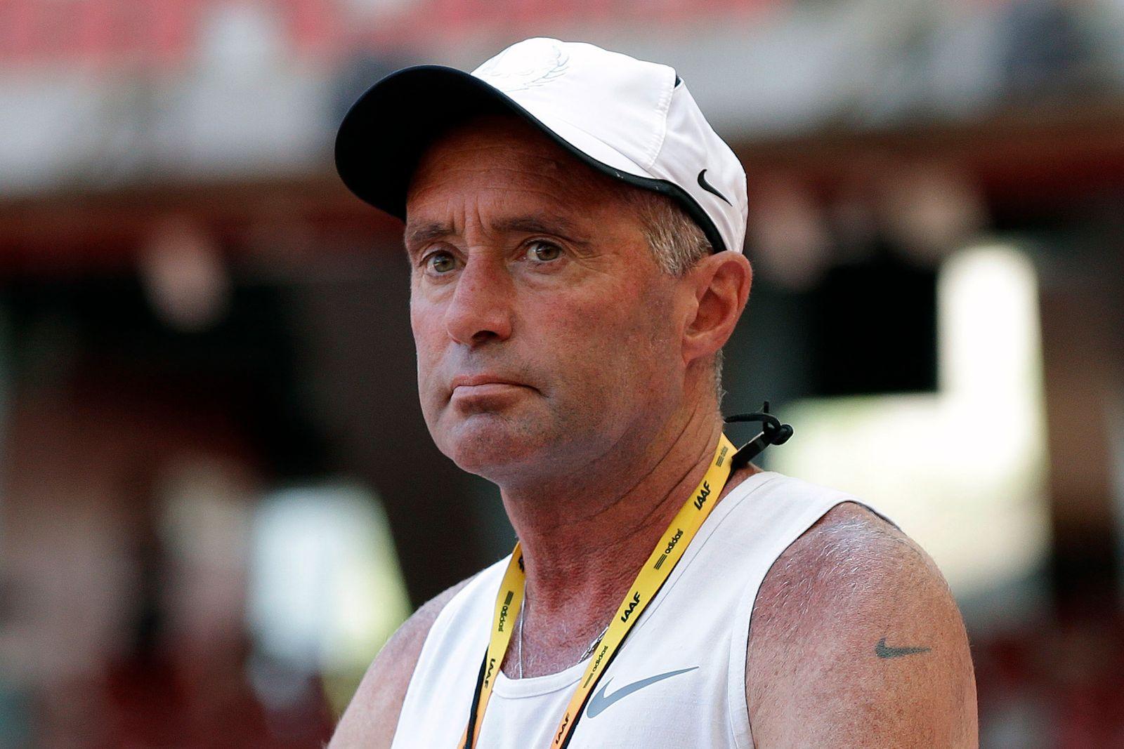 US-Leichtathletiktrainer Salazar