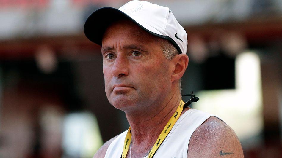 Leichtathletik-Trainer Alberto Salazar (Archivbild)
