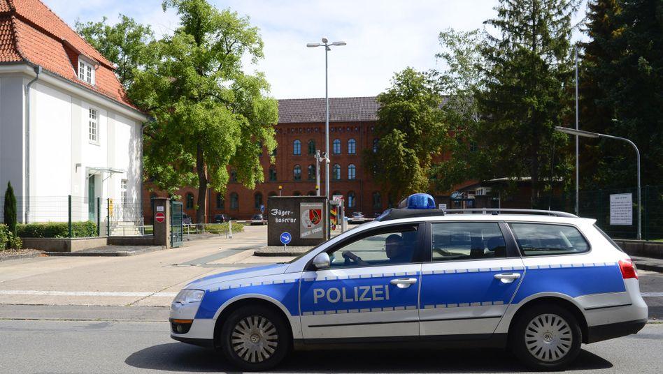 """Die Jägerkaserne in Bückeburg: """"So schnell wie möglich aufgeklärt wird"""""""