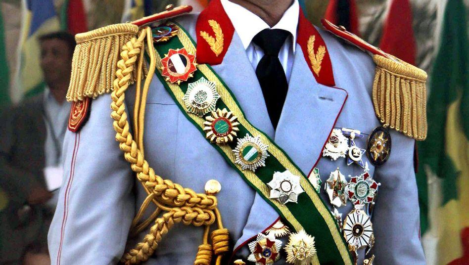 Despot in Rage: Gaddafi ruft zum Dschihad gegen die Schweiz auf