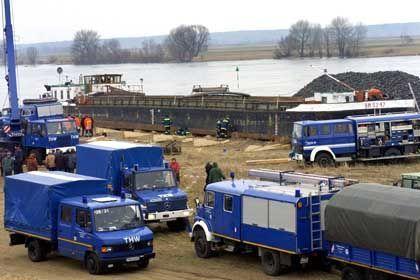 Unfall auf der Elbe: Jährlich zwei Tote