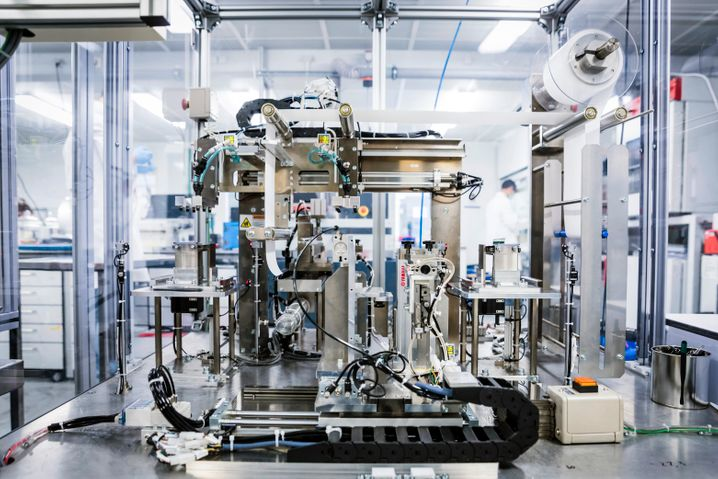 """The battery research center at the University of Münster: """"We are looking for the all-rounder."""""""