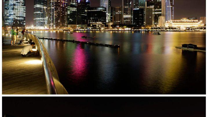Leben in Singapur: Schöne Aussichten