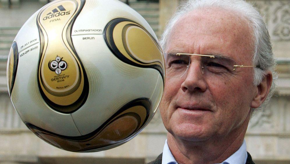 Franz Beckenbauer: Es wird dunkel um die Lichtgestalt