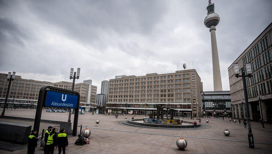 Berliner Alexanderplatz: Verlierer sind viele Innenstadthändler