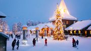Im Santa-Claus-Express an den Polarkreis