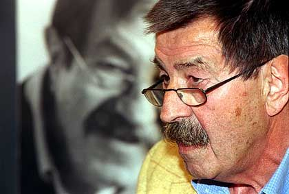 """German Nobel Laureate Günter Grass: """"For me, the whole thing was always tied to this question: Could you have realized what was going one at the time?"""""""