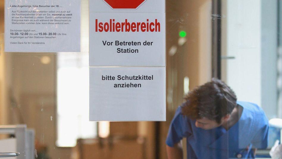 Universitätsklinik Hamburg: Immer neue Ehec-Fälle