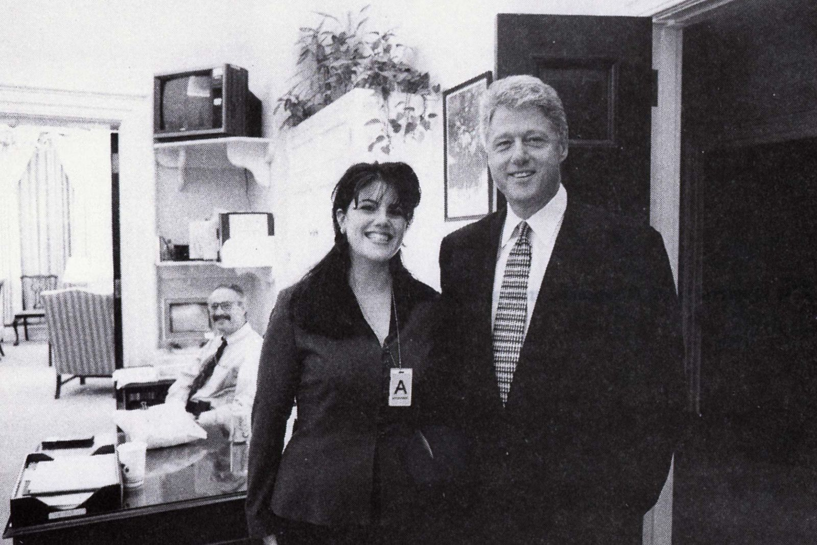 Lewinsky & Clinton