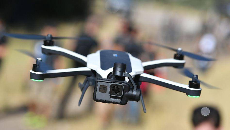 """GoPro-Drohne """"Karma"""""""