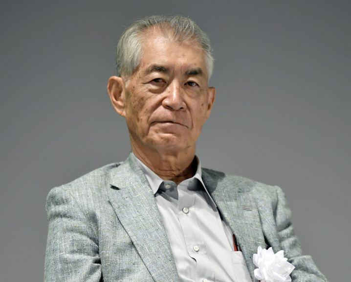 Der japanische Forscher Tasuku Honjo