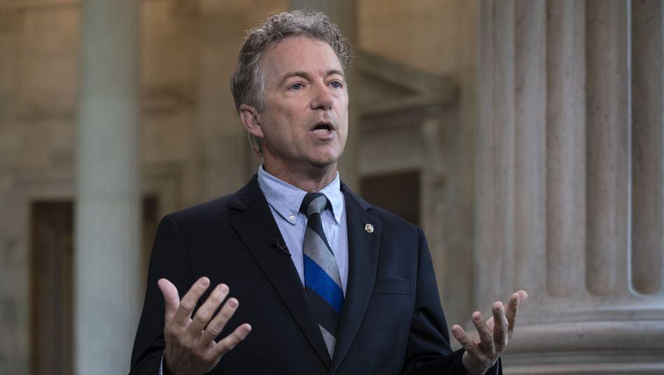 Der republikanische Senator Rand Paul