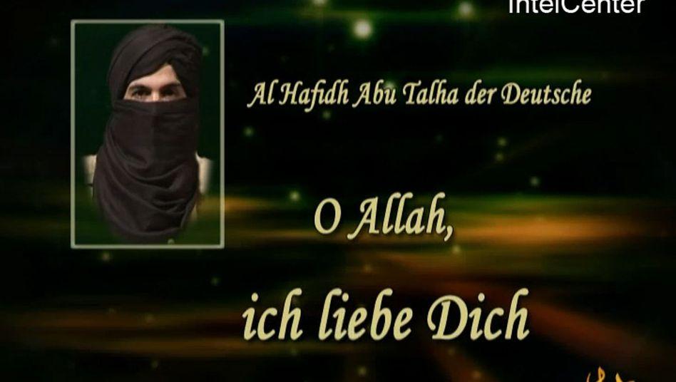 Botschaft von al-Qaida: In vier Videos droht Abu Talha Deutschland