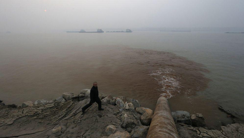 Chinas Wasserressourcen: Tickende Zeitbombe