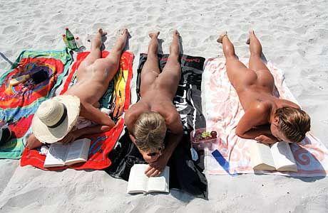 Familien nackt nudisten Jana Wagner