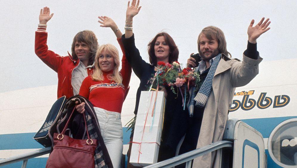 ABBA: Mamma Mia! Here they go again