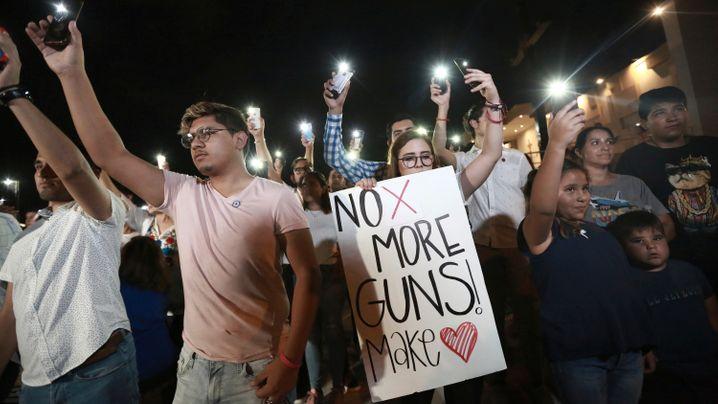 El Paso: Massaker im Supermarkt