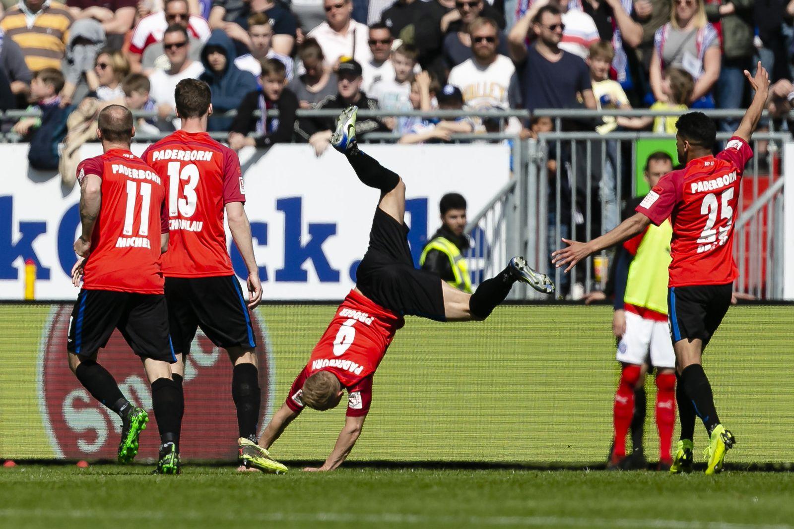 Holstein Kiel - SC Paderborn 07
