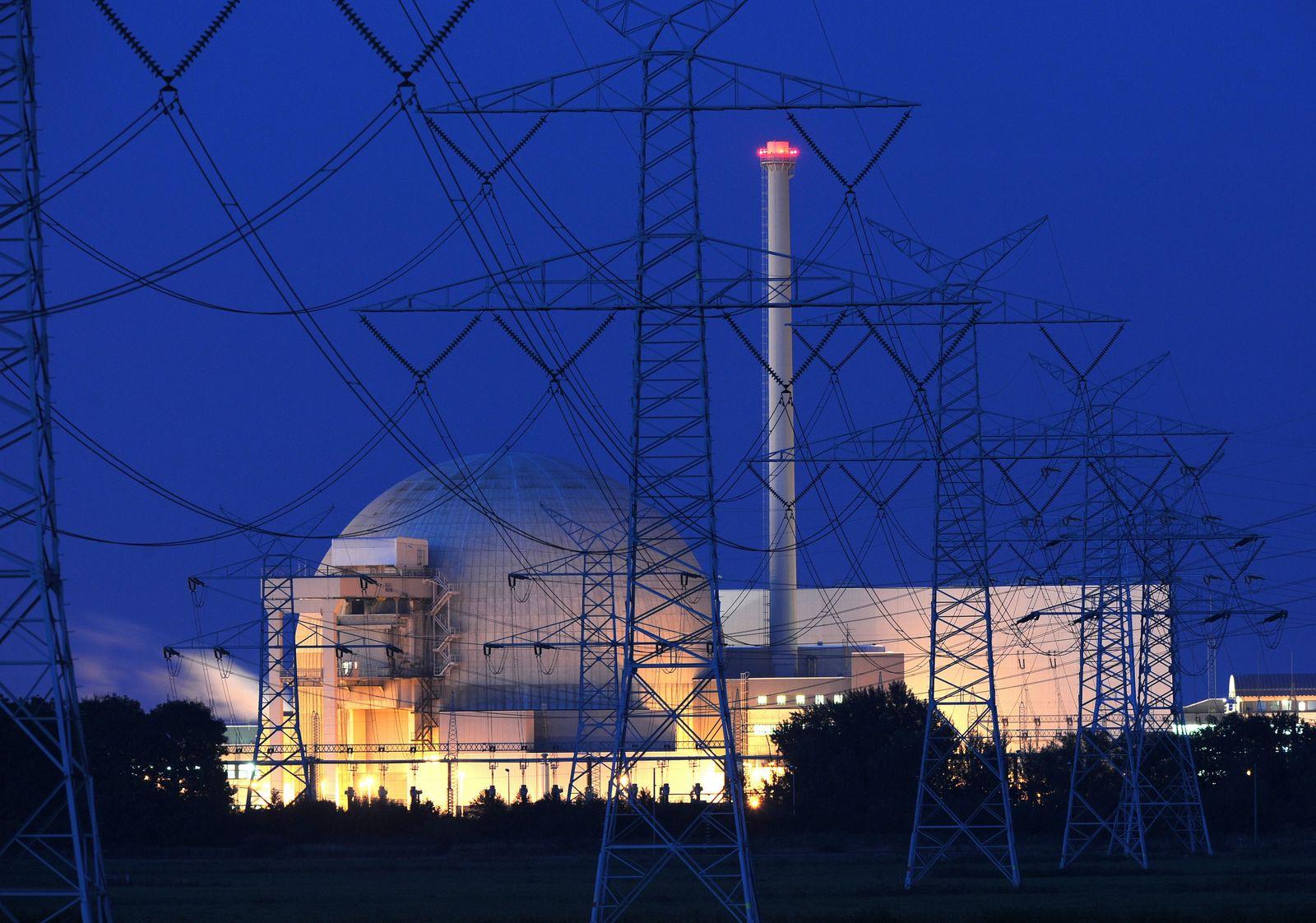 Unterweser / Atomkraftwerk
