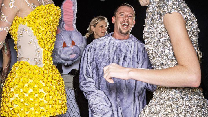 Alexander McQueen: Mode für die Ewigkeit
