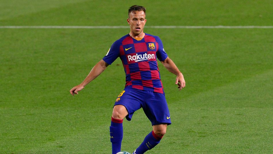 Mittelfeldspieler Arthur wechselt vom FC Barcelona zu Juventus