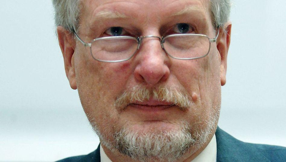 """Peter Voß, EX-Intendant des SWR: """"Merkels Beteiligung ist offensichtlich"""""""