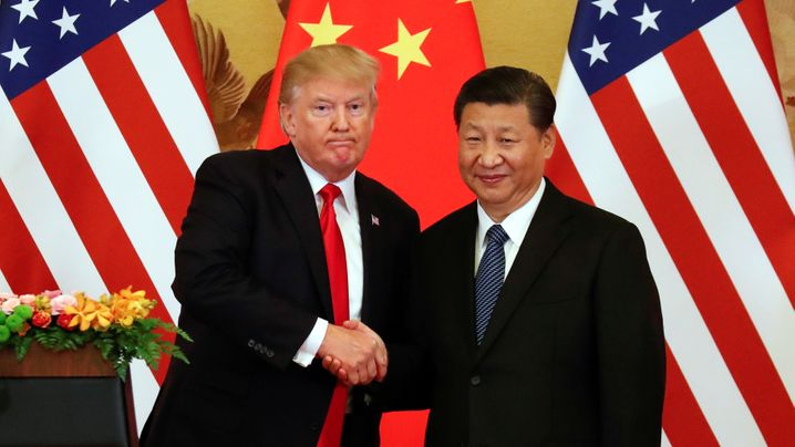 G20-Gipfel in Osaka: Weltklassentreffen
