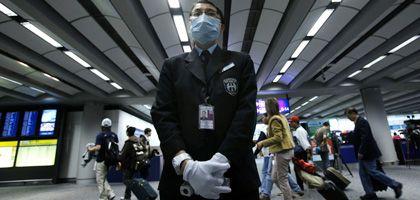 Angst vor Schweinegrippe in Hongkong: Erinnerung an die Sars-Epidemie