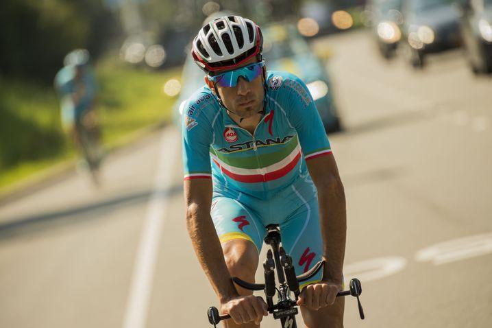 Astana-Fahrer Nibali: Titelverteidiger bei der Tour